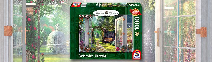 Gartenpuzzle