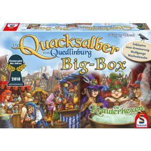 Big Box: Die Quacksalber von Quedlinburg