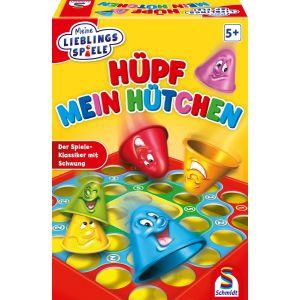 Meine Lieblingsspiele: Hüpf mein Hütchen