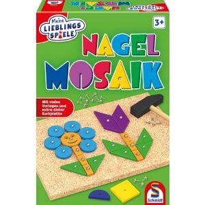 Meine Lieblingsspiele: Nagelmosaik