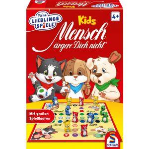 Meine Lieblingsspiele: Mensch ärgere Dich nicht® Kids (mit 3D-Spielfiguren)