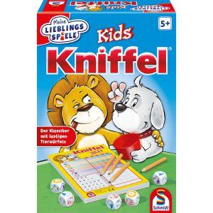 Meine Lieblingsspiele: Kniffel® Kids