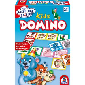 Meine Lieblingsspiele: Domino Kids