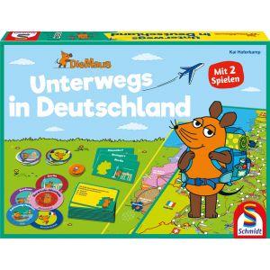 Die Maus: Unterwegs in Deutschland