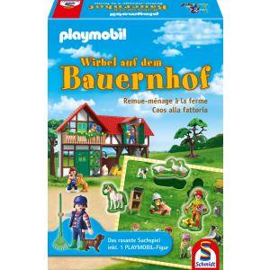 Playmobil: Wirbel auf dem Bauernhof