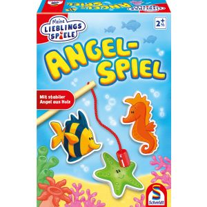 Meine Lieblingsspiele: Angelspiel