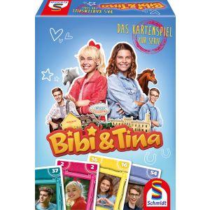 Bibi&Tina, Kartenspiel zur Serie