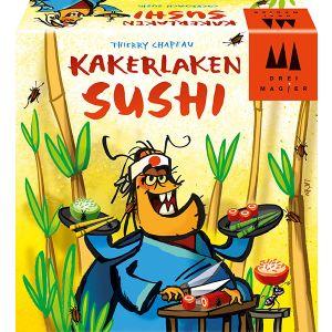 Drei Magier®: Kakerlaken Sushi