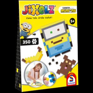 Jixelz, Minions, 350 Teile