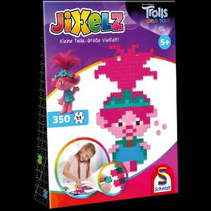 Jixelz, Trolls, 350 Teile