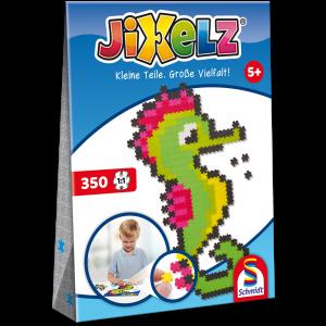 Jixelz, Seepferdchen, 350 Teile
