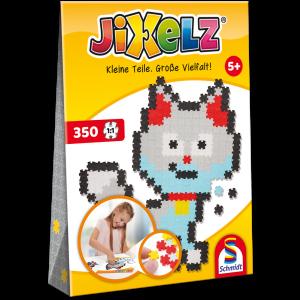 Jixelz, Katze, 350 Teile