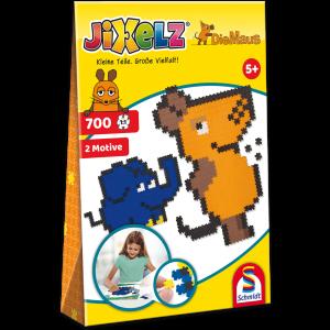 Jixelz, Die Maus, 700 Teile