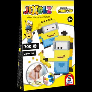 Jixelz, Minions, 700 Teile