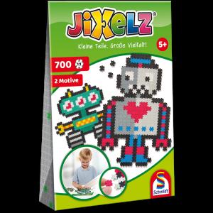 Jixelz, Roboter, 700 Teile