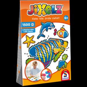 Jixelz, Unterwasserwelt, 1500 Teile