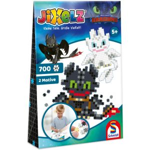 Jixelz, Dragons, 700 Teile