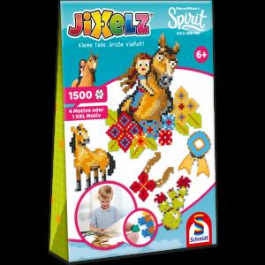 Jixelz, Spirit 1500 Teile