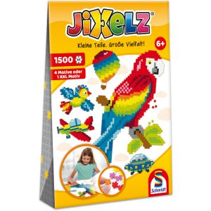 Jixelz, Alles, was fliegt 1500 Teile