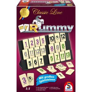 MyRummy® mit großen Spielfiguren