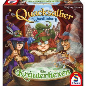 Die Quacksalber von Quedlinburg -  Die Kräuterhexen, 1. Erweiterung