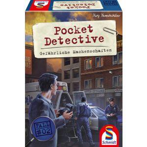 Pocket Detective, Gefährliche Machenschaften