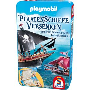 Playmobil: Piratenschiffe versenken
