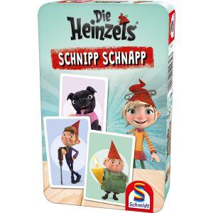 Die Heinzels, Schnipp Schnapp