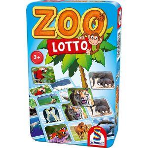 Zoo Lotto (Bring-mich-mit-Spiel in der Metalldose)