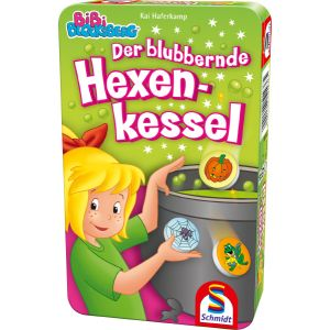 Bibi Blocksberg, Blubbernder Hexenkessel