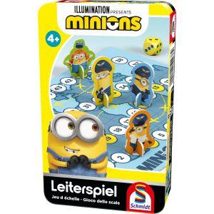 Minions, Leiterspiel (Bring-mich-mit-Spiel in der Metalldose)