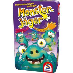 Monsterjäger in der Metalldose