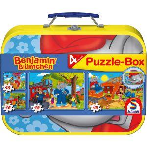 Puzzle-Box: Benjamin Blümchen