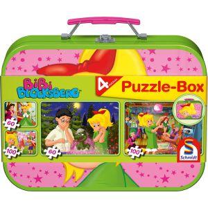 Puzzle-Box: Bibi Blocksberg