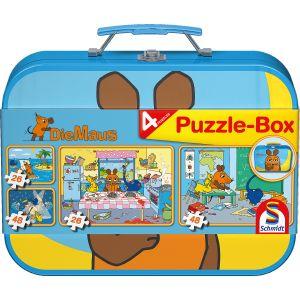 Puzzle-Box: Die Maus