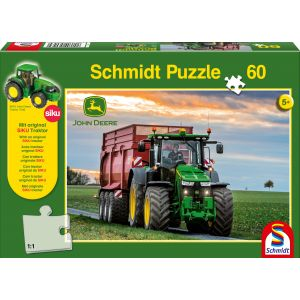 John Deere: 8370R Traktor
