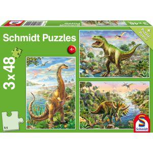 Abenteuer mit den Dinosauriern
