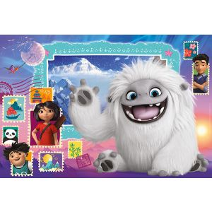 Kinderpuzzle, Dreamworks Everest, Eine magische Reise