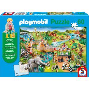 Playmobil, Zoo, 60 Teile, mit Add-on (Original Figur)