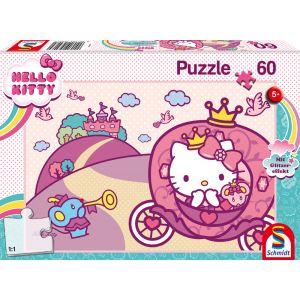Hello Kitty: Glitzerpuzzle, Prinzessin Kitty
