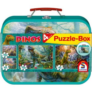 Puzzle-Box: Dinos