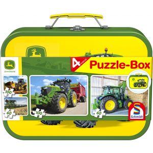 Puzzle-Box: John Deere