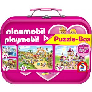 Puzzle-Box: PLAYMOBIL