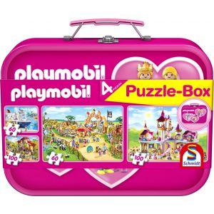 Puzzle-Box: PLAYMOBIL