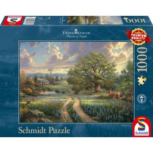 Thomas Kinkade: Country Living
