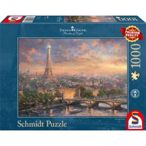 Thomas Kinkade: Paris, Stadt der Liebe