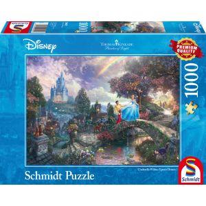 Thomas Kinkade: Disney Cinderella