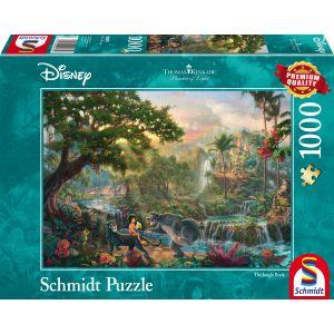 Thomas Kinkade: Disney Dschungelbuch