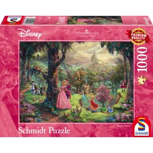 Thomas Kinkade: Disney Dornröschen