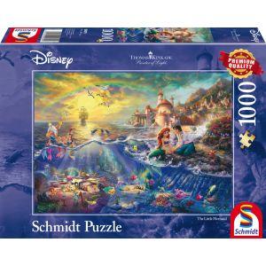 Thomas Kinkade: Disney Kleine Meerjungfrau Arielle